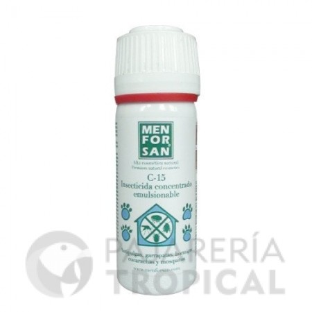 Insecticida concent emulsionable 15ml (Menforsan)