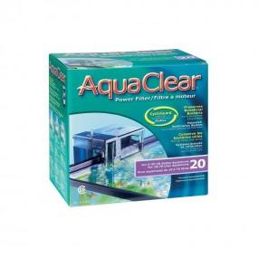 Filtro mochila Aqua Clear 20