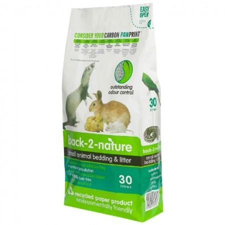 Back 2 Nature Pellets de Celulosa (30 litros)